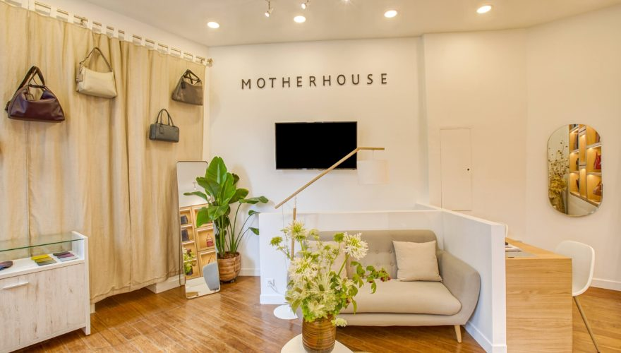 MOTHERHOUSE FRANCE<br>SHOWROOM